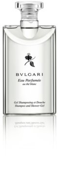 Bvlgari Eau Parfumée au Thé Blanc gel za tuširanje za tijelo i kosu uniseks