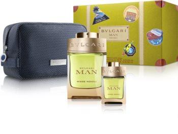Bvlgari Man Wood Neroli confezione regalo per uomo I.