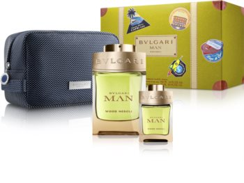 Bvlgari Man Wood Neroli Gift Set for Men I.