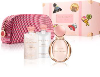 Bvlgari Rose Goldea set cadou I. pentru femei