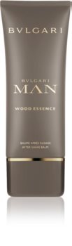 Bvlgari Man Wood Essence balsamo post-rasatura per uomo