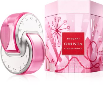 Bvlgari Omnia Pink Sapphire Eau de Toilette For Women Limited Edition Omnialandia