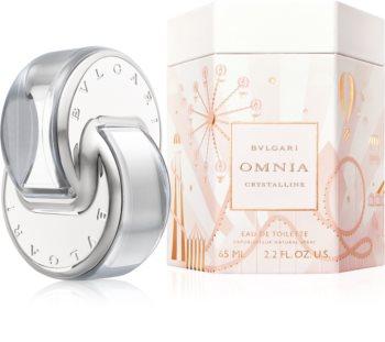 Bvlgari Omnia Crystalline Eau de Toilette für Damen limitierte Edition Omnialandia