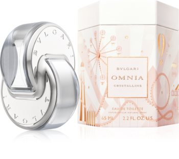 Bvlgari Omnia Crystalline Eau de Toilette hölgyeknek limitált kiadás Omnialandia