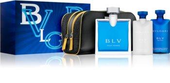 Bvlgari BLV pour homme Geschenkset III. für Herren