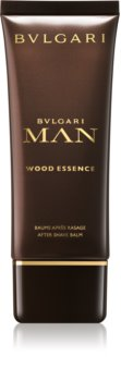 Bvlgari Man Wood Essence After Shave Balm for Men