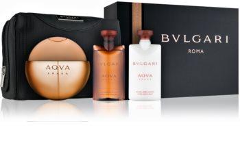 Bvlgari AQVA Amara set cadou IV. pentru bărbați