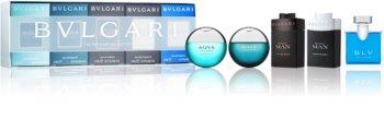 Bvlgari The Miniature Collection coffret cadeau V. pour homme