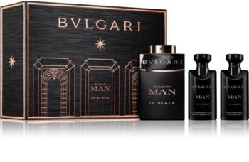 Bvlgari Man in Black lote de regalo III. para hombre