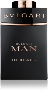 Bvlgari Man in Black Eau de Parfum para homens
