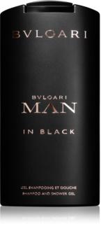 Bvlgari Man in Black Duschgel für Herren