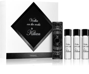 By Kilian Vodka on the Rocks (1x plnitelná + 3x náplň) unisex