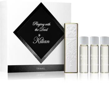 By Kilian Playing With the Devil (1x Refillable + 3x Refill) for Women