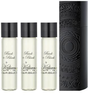 By Kilian Back to Black, Aphrodisiac eau de parfum (1x rechargeable + 3x recharge) mixte