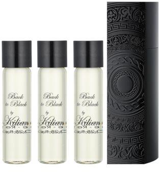 By Kilian Back to Black, Aphrodisiac Eau de Parfum (1x refillable + 3x refill) Unisex