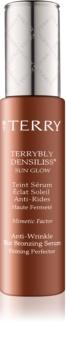 By Terry Terrybly Densilis Sun Glow bronzosító szérum ránctalanító hatással