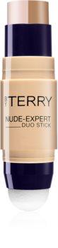 By Terry Nude-Expert posvetlitveni tekoči puder za naraven videz