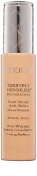By Terry Face Make-Up подмладяващ фон дьо тен с анти-бръчков ефект