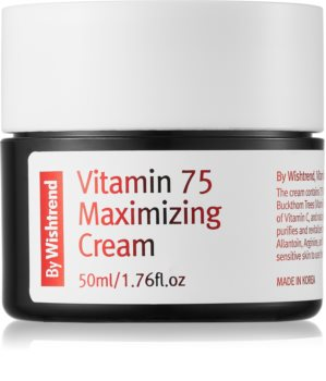 By Wishtrend Vitamin 75 Revitalizing Day and Night Cream