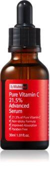By Wishtrend Pure Vitamin C ser pentru diminuarea ridurilor cu vitamina C