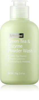 By Wishtrend Green Tea & Enzyme pudra de curatare fina