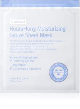 By Wishtrend Hours-long plátenná maska s vysoko hydratačným a vyživujúcim účinkom