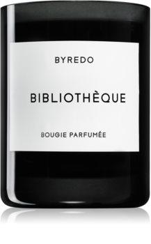 Byredo Bibliotheque bougie parfumée