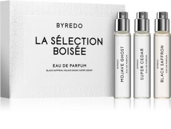 Byredo La Sélection Boisée ajándékszett unisex