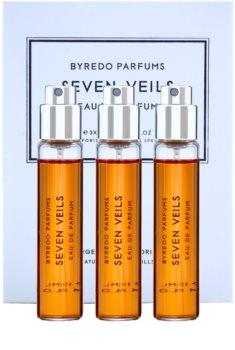 Byredo Seven Veils eau de parfum unissexo 3 x 12 ml (3x recargas com vaporizador)