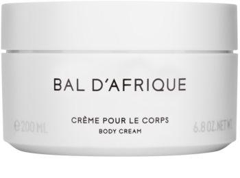 Byredo Bal D'Afrique crème pour le corps mixte