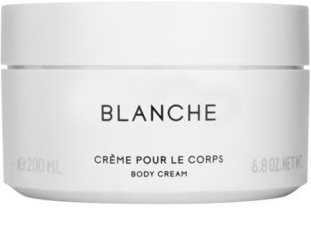 Byredo Blanche crema corpo da donna