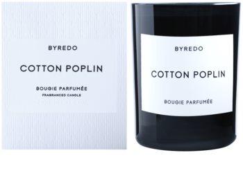 Byredo Cotton Poplin vela perfumada  240 g