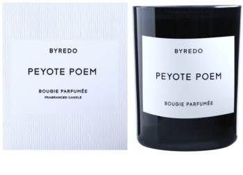 Byredo Peyote Poem vela perfumada  240 g