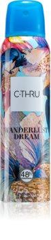C-THRU Wanderlust Dream dezodor hölgyeknek