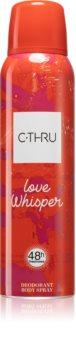 C-THRU Love Whisper déodorant
