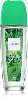C-THRU Luminous Emerald tělový sprej