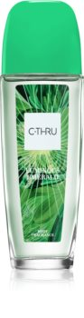 C-THRU Luminous Emerald спрей для тела