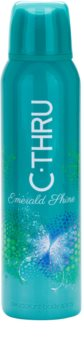 C-THRU Emerald Shine desodorante en spray para mujer