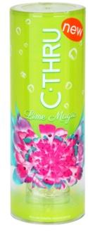 C-THRU Lime Magic toaletní voda pro ženy
