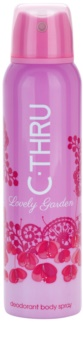 C-THRU Lovely Garden deodorant Spray para mulheres 150 ml