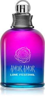 Cacharel Amor Amor Love Festival Eau de Toilette da donna