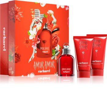 Cacharel Amor Amor подаръчен комплект IIl. за жени