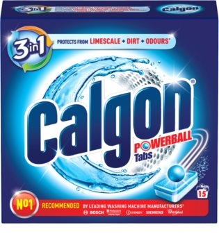 Calgon Powerball addolcitore d'acqua 3 in 1