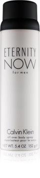 Calvin Klein Eternity Now for Men spray corporal para hombre 160 ml