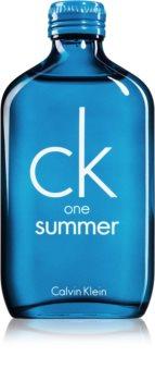 Calvin Klein CK One Summer 2018 eau de toilette Unisex