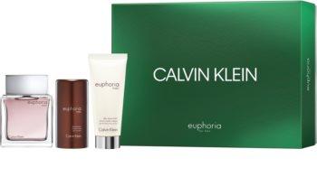 Calvin Klein Euphoria Men lote de regalo XVI. para hombre