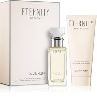 Calvin Klein Eternity Gift Set for Women