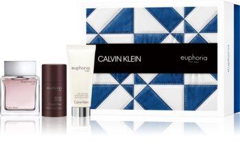 Calvin Klein Euphoria Men ajándékszett XVII. uraknak