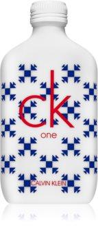 Calvin Klein CK One Collector's Edition Eau de Toilette mixte