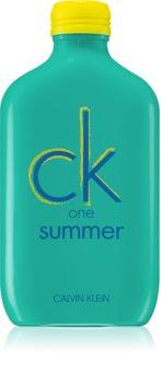 Calvin Klein CK One Summer 2020 eau de toilette mixte